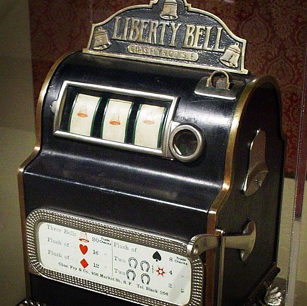 Where it All Began – The History of Slot Machines
