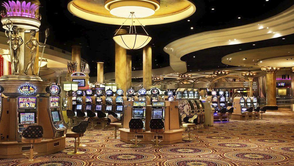 Caesars Palace Las Vegas Vegasslots