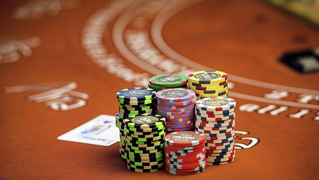 Casino Floor at Aria Hotel and Casino Las Vegas