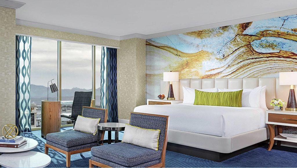 Guest Rooms at Mandalay Bay Hotel and Casino Las Vegas