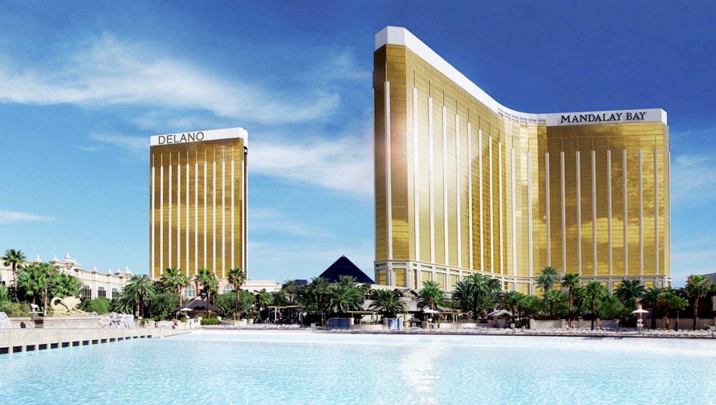 Mandalay Bay Hotel and Casino Las Vegas