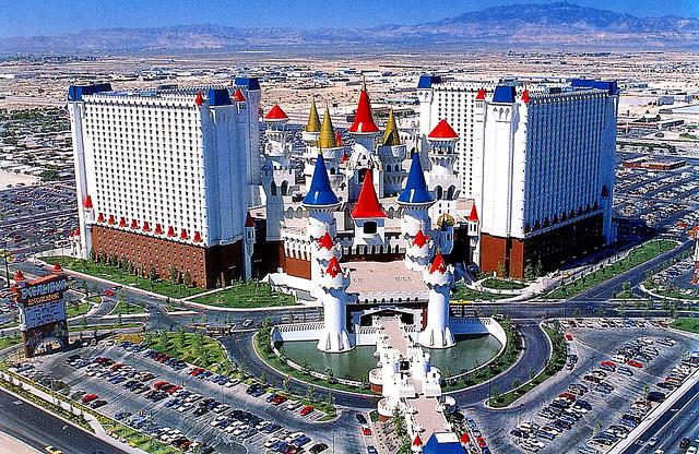 Excalibur Vegas
