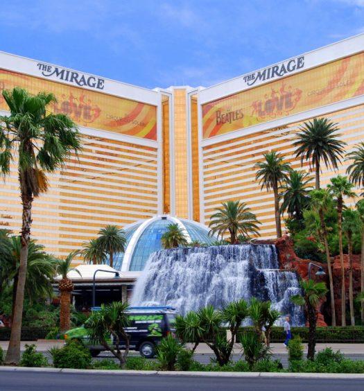 The Mirage Las Vegas Hotel and Casino