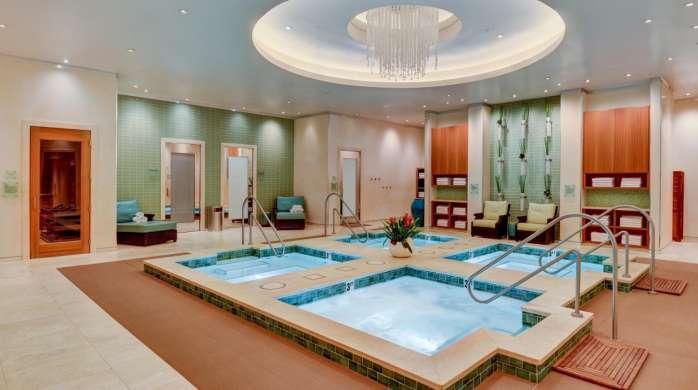 Spa, Salon and Fitness at Bellagio Hotel and Casino Las Vegas
