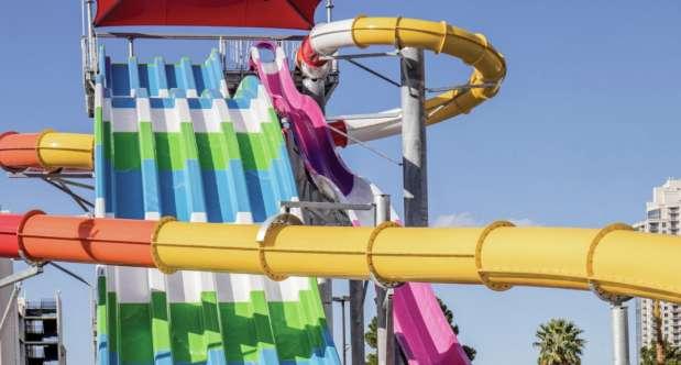 Circus Circus Splash Zone