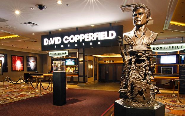 David Copperfield MGM Grand