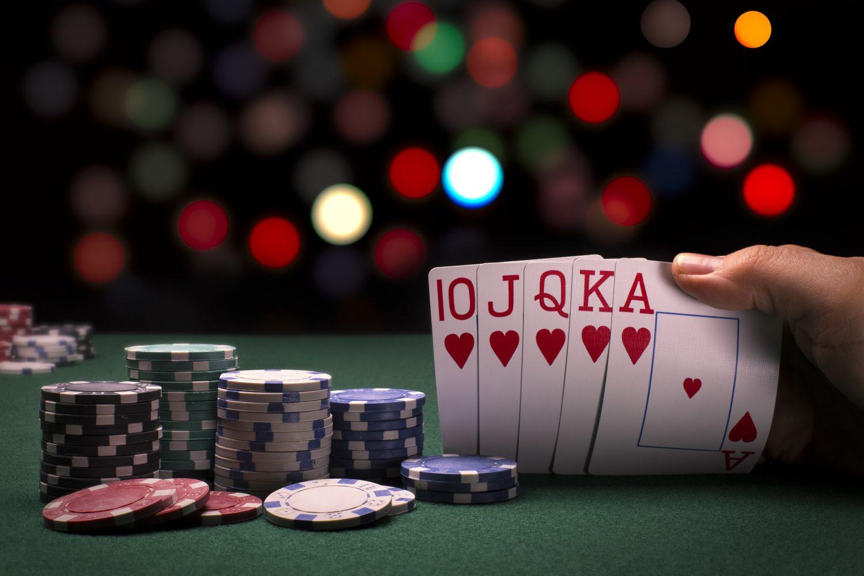 High Flush Poker