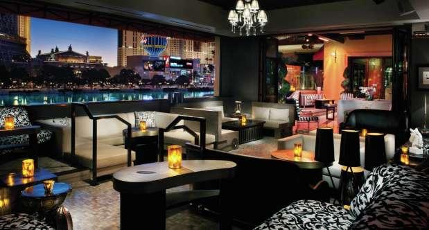 Hyde at Bellagio Hotel and Casino Las Vegas