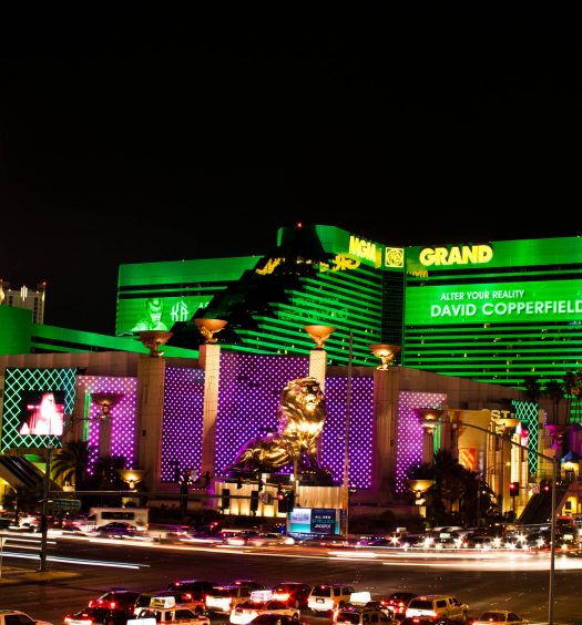 MGM Grand Hotel Casino in Las Vegas