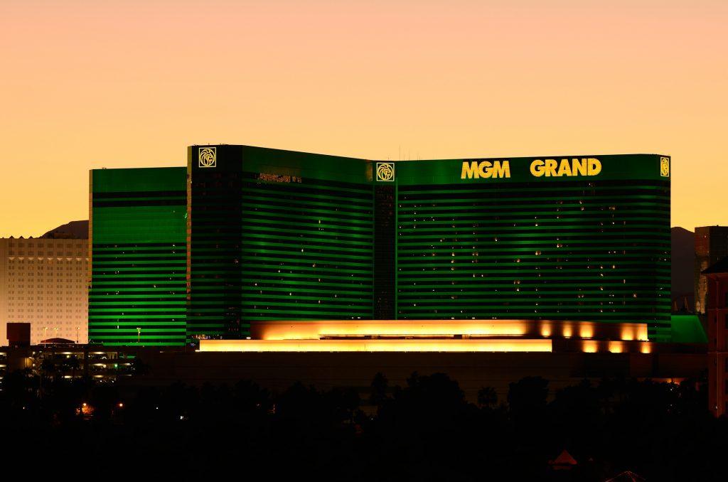 MGM Grand Hotel and Casino Las Vegas