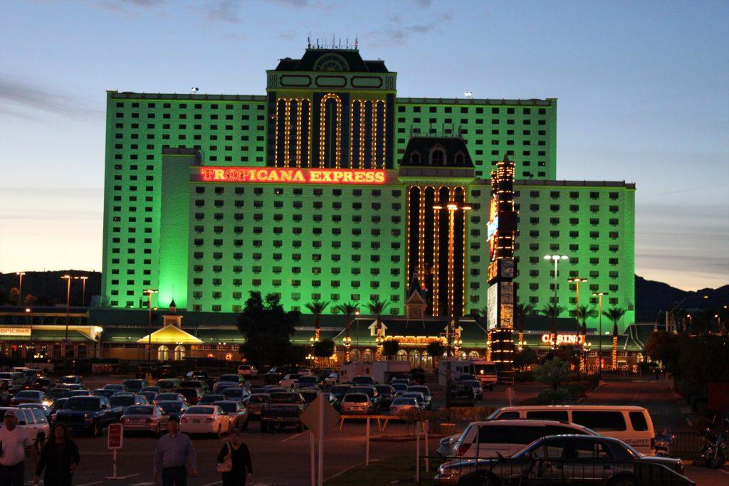 Tropicana Hotel in Las Vegas