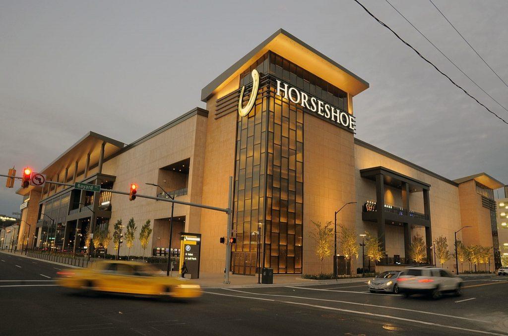 Horseshoe Baltimore, one of few current Horseshoe Casinos