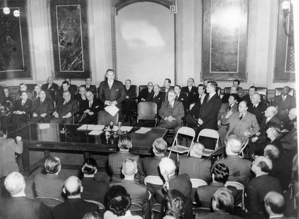 Bretton Woods Conference, 1944