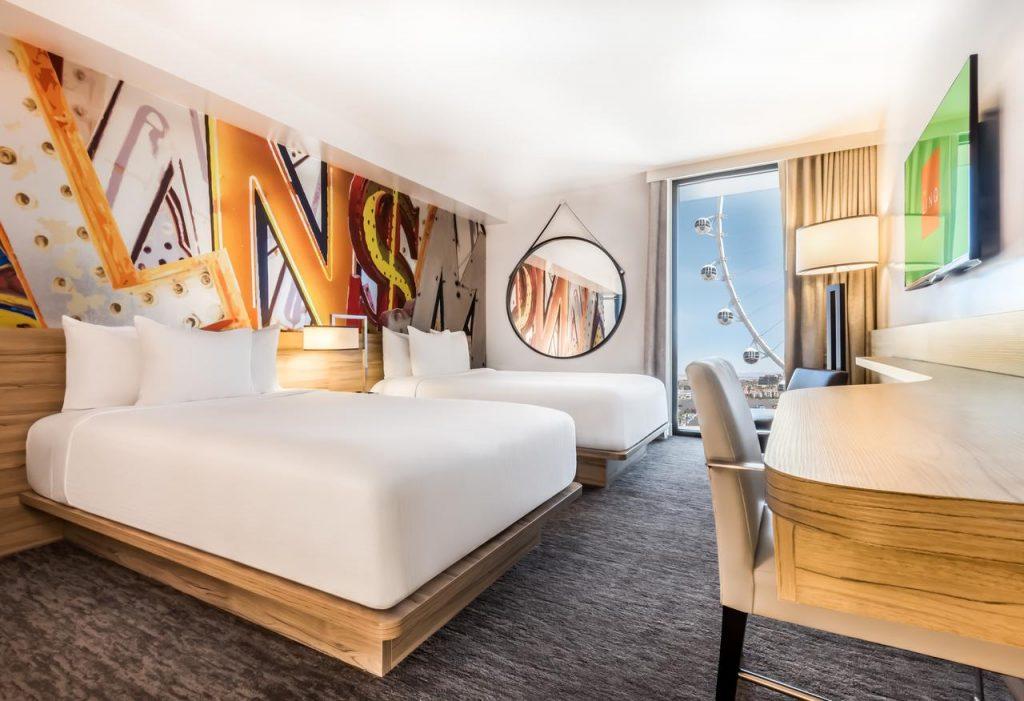 Standard Room LINQ Hotel Las Vegas