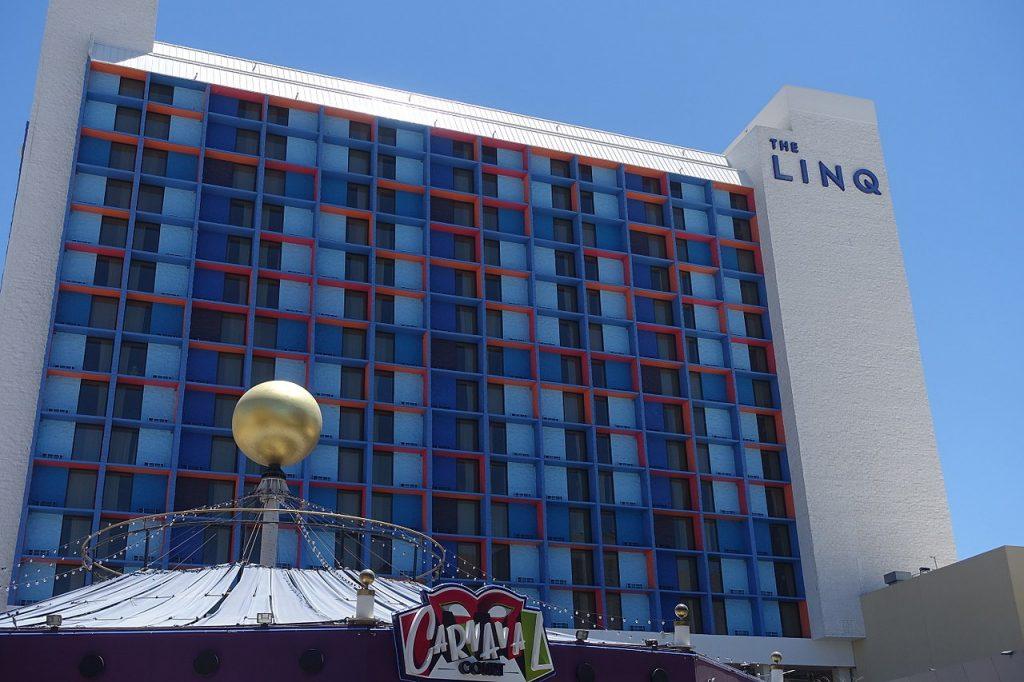 LINQ Hotel and Casino in Las Vegas