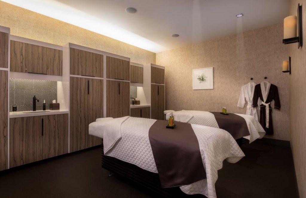 The Linq Las Vegas Spa Room, LINQ Hotel