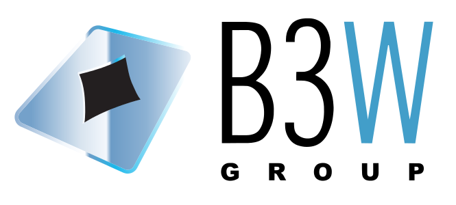 B3W Slots Logo