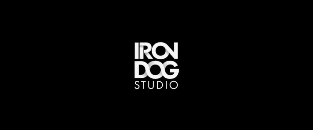 Iron Dog Studio Slots Logo