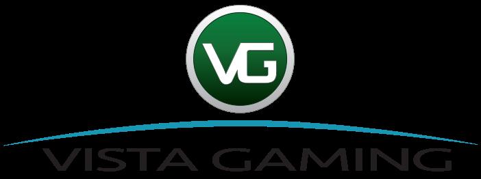 Vista Gaming Slots Logo