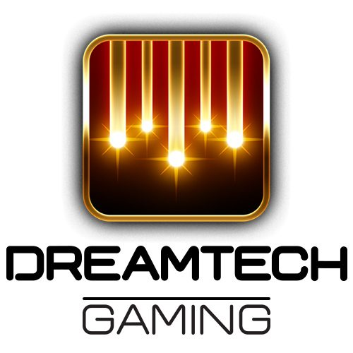 DreamTech Gaming Slots Logo