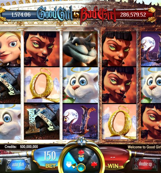 Good Girl Bad Girl by BetSoft, Newer Video Slot