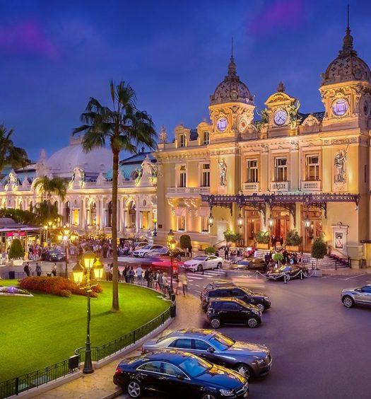Monte Carlo Casino, France
