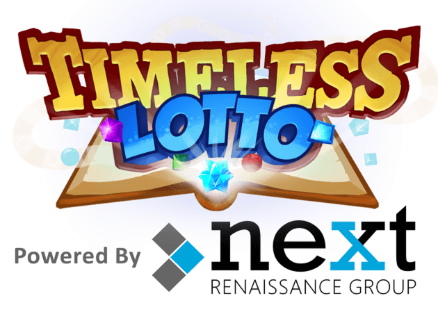Timeless Lotto Slot Logo