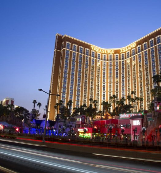 Treasure Island Las Vegas | Hotel and Casino