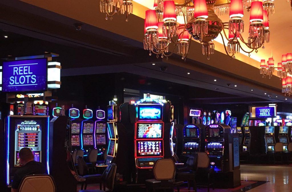The Cromwell Las Vegas Casino Slots