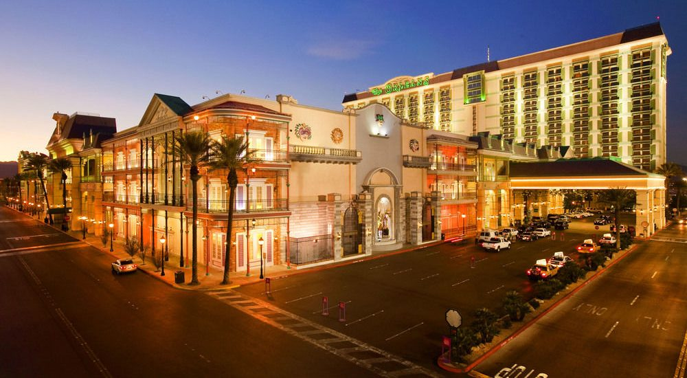 The Orleans Las Vegas | Hotel and Casino Night View