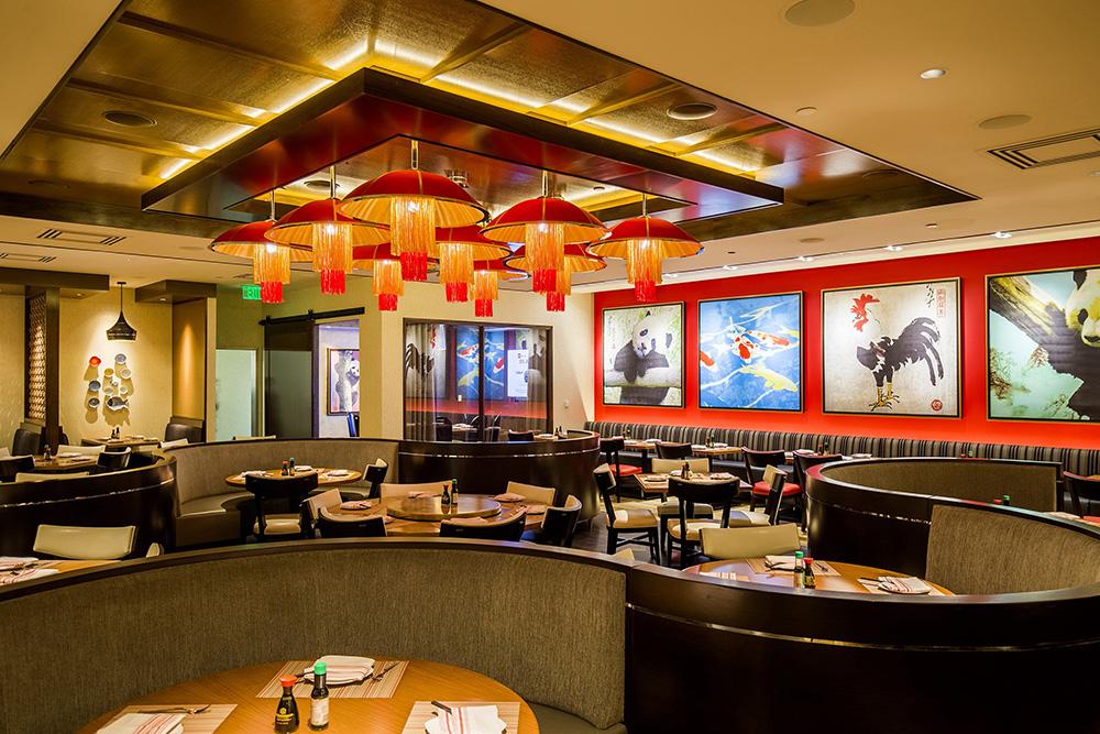 The Orleans Las Vegas Ondori Asian Kitchen