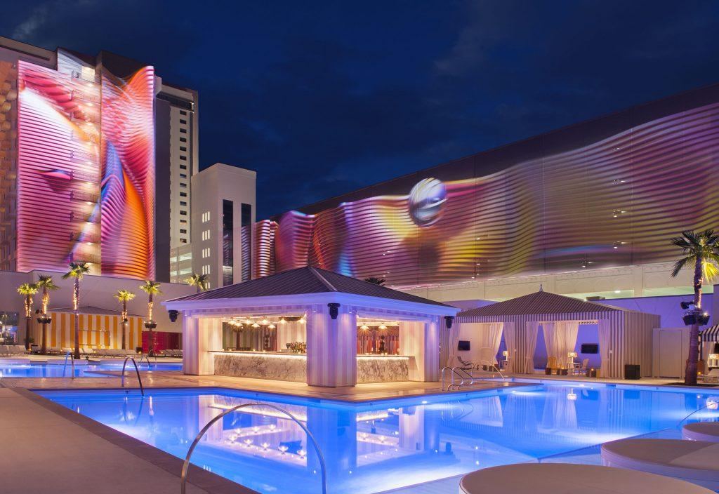 SLS Las Vegas | Pool