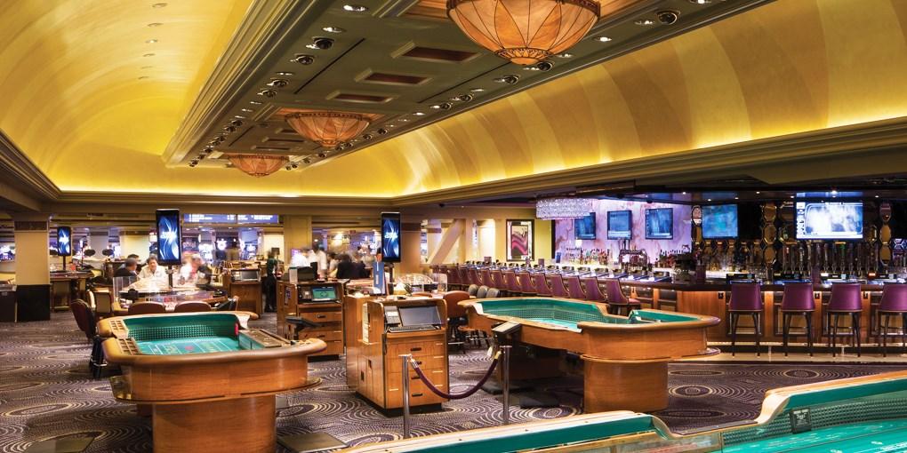 Harrah's Las Vegas | Casino Range of Table games
