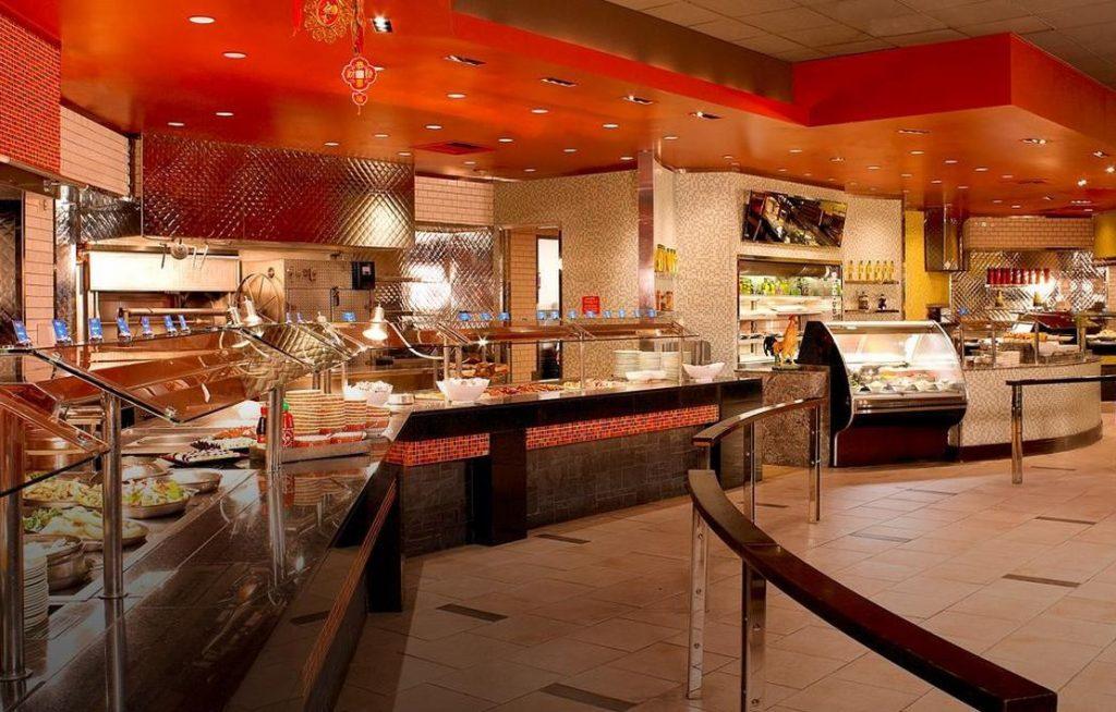 Treasure Island Las Vegas | Hotel Restaurants and buffet