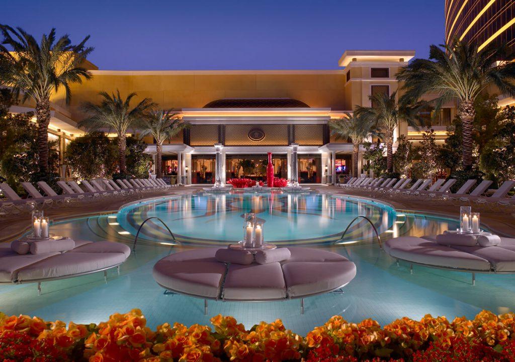 Encore Las Vegas | East Side Pool