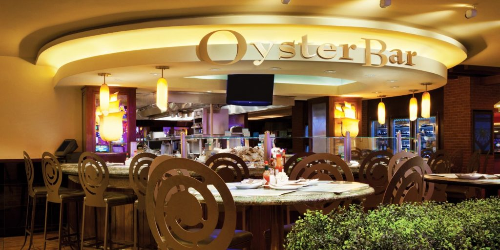 Harrah's Las Vegas | Restaurants Oyster Bar