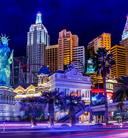 New York New York Las Vegas | Hotel and Casino