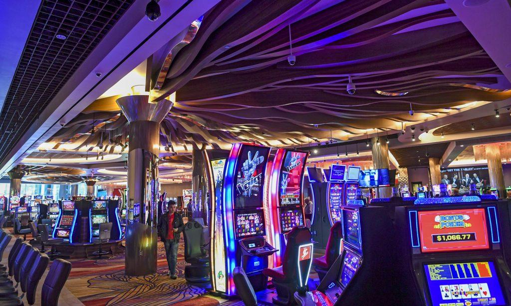 SLS Las Vegas | Casino Slots