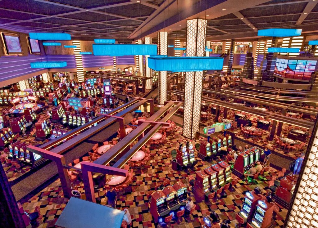 Planet Hollywood Las Vegas | Casino Floor