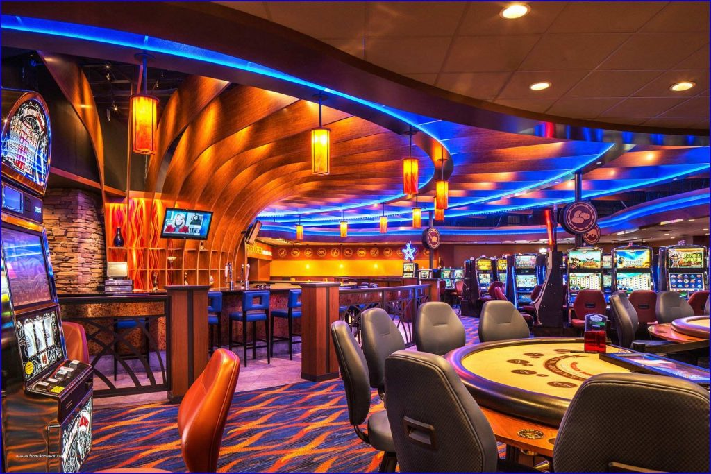 Planet Hollywood Las Vegas Casino Floor Slots