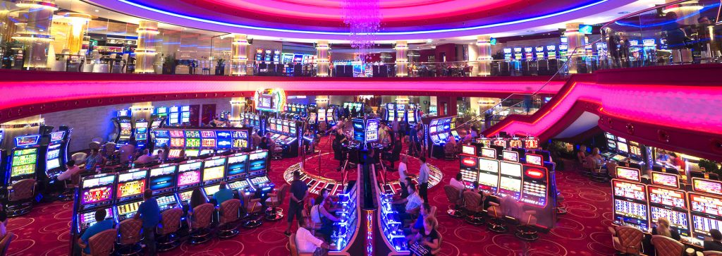 Flamingo Las Vegas Casino | Main Slots Playing Area