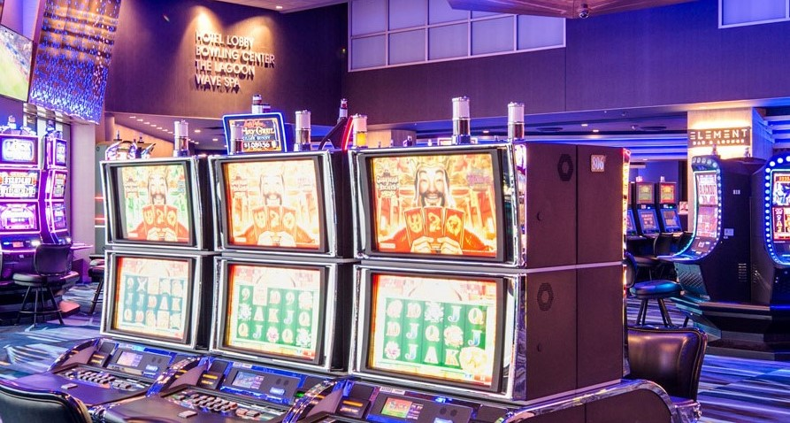Treasure Island Casino Games