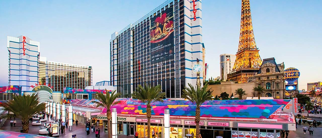 Bally's Las Vegas Hotel and Casino | Morning View
