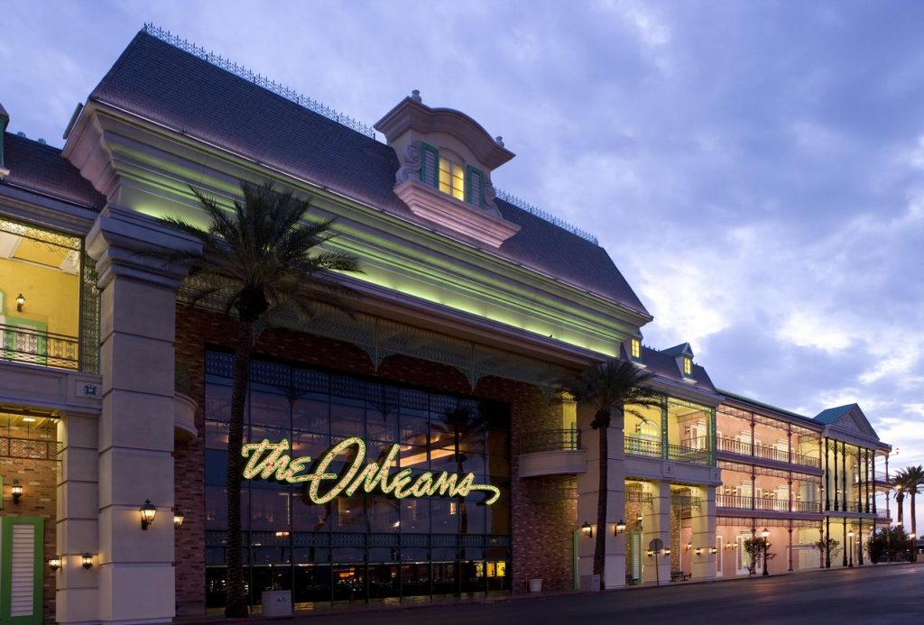 The Orleans Las Vegas Casino Casino, Shopping and Entertainment
