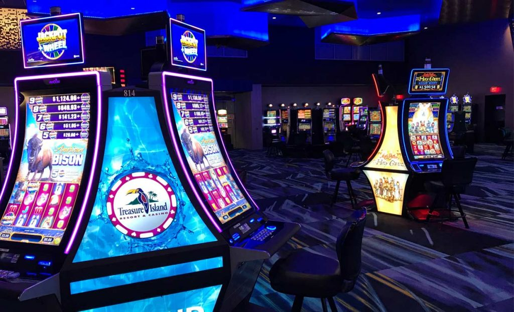 Treasure Island Las Vegas | Casino Slots