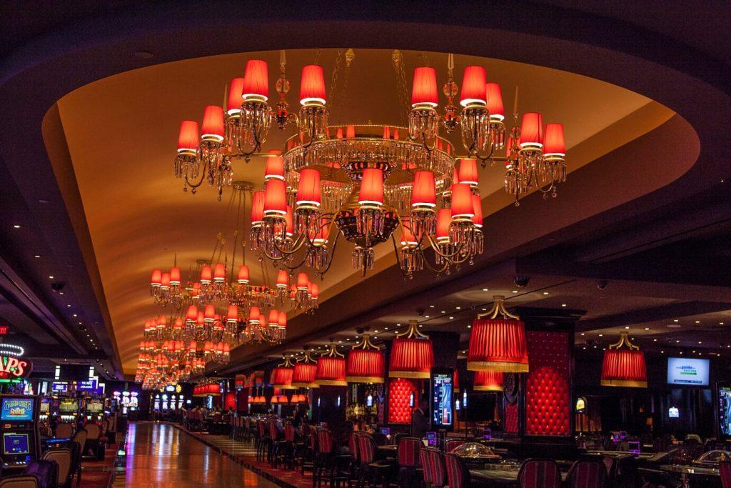 The Cromwell Las Vegas | Casino Floor