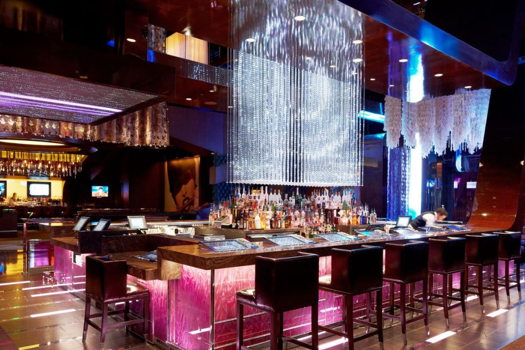 Cosmopolitan Las Vegas Nightlife Bar
