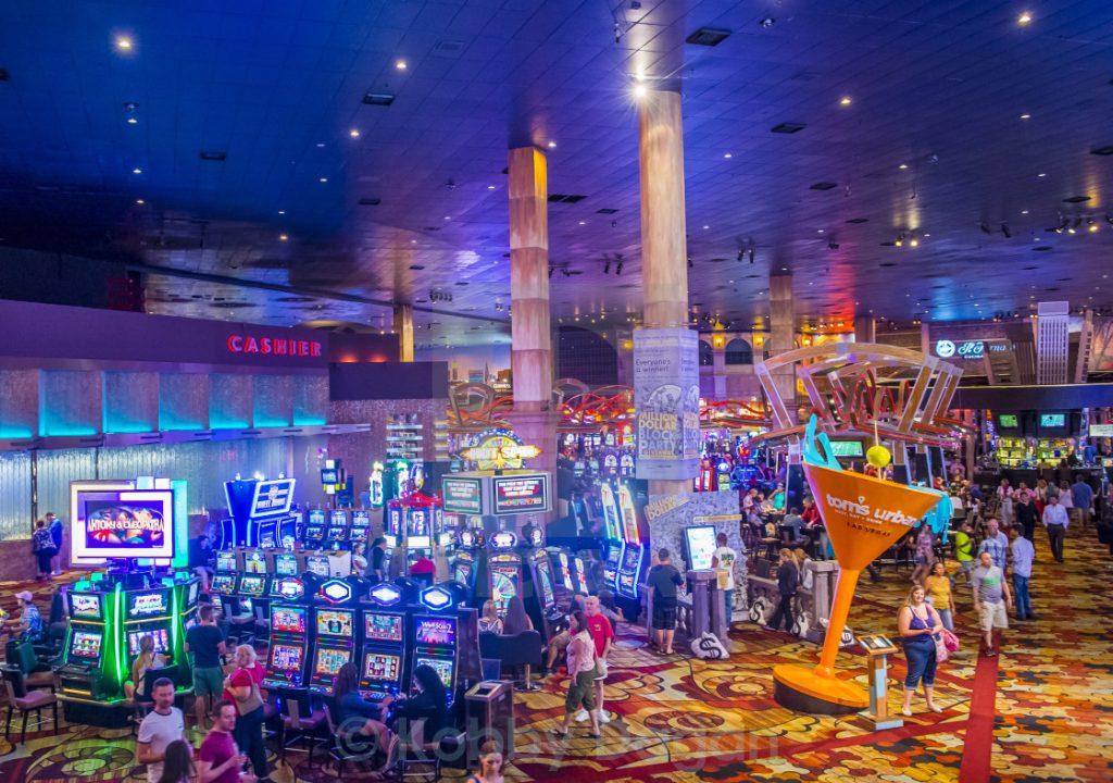 New York New York Las Vegas | Casino Floor