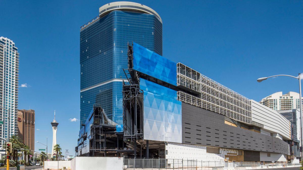 The Drew Las Vegas | Hotel and Casino Still under construction
