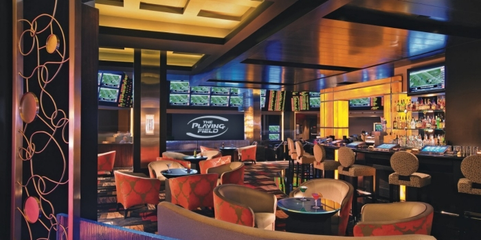 Planet Hollywood Las Vegas Sport Bar Lounge